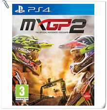 PS4 MXGP2: The Official Motocross Videogame SONY Playstation PQube Racing Games