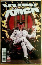 UNCANNY XMEN #12 (2016 MARVEL Comics) ~ NM Comic Book