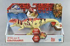 Jurassic World Electronic Growler Ceratosaurus Dinosaur Jurassic Park IN HAND!