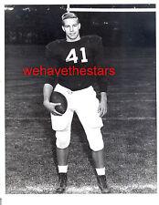 Vintage James Franciscus SEXY HIGH SCHOOL FOOTBALL Publicity Portrait