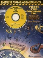 Anderson, Muriel-Building Guitar Arrangements From The Ground Up BOOK NEW