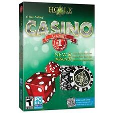 HOYLE Casino Games 2012  (Windows, 2012) *New, Sealed*