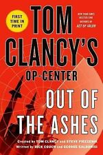 *Tom Clancy's Op-Center : Out of the Ashes* 2014-Hbdj/1st-1st/*Brand New-Mint.