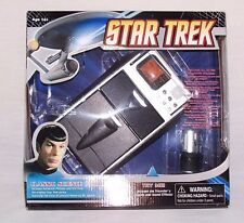 NEW 2009 Diamond Select Star Trek Classic Science Tricorder Lights Sounds Sealed