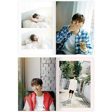 SANDEUL-[STAY A WHILE] 1st Mini Album CD+64p Photo Book+Card+POSTER B1A4 Sealed