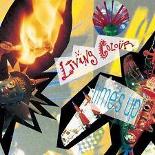 Living Colour - Time's Up 180 Gram Ltd Edition Yellow Vinyl LP