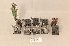 Warhammer Dwarf Ironbreakers