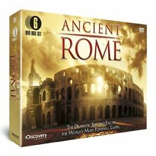 Ancient Rome: The Dramatic Rise and Fall of History's Most...  DVD NEW