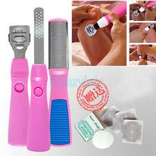 Callus Corn Hard Skin Remover Shaver Foot Rasp File Pedicure Scraper Kit Blades