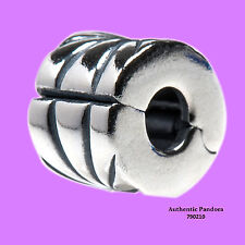 Authentic Pandora Clip Sunburst in Silver, 790210