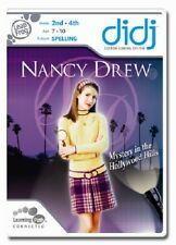 Leapfrog Didj Custom Learning Game Nancy Drew - Mystery In The Hollywood Hills