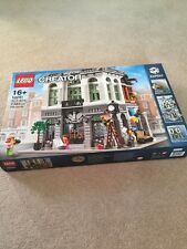 Lego Creator Brick Bank - 10251 - Brand New