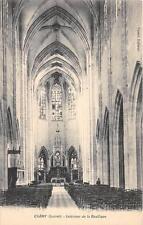 CPA 45 CLERY INTERIEUR DE LA BASILIQUE