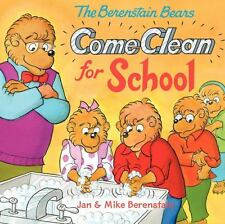 The Berenstain Bears Come Clean for School by Jan Berenstain and Mike Berenstai…