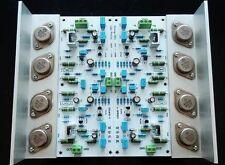 Musical Fidelity A1000 30W+30W Class A MJ15011 15012 Amplifier complete board