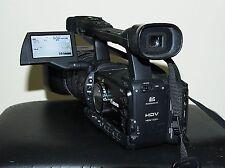 VIDEOCAMERA PROFESSIONALE CANON XHA1S CON 2 BATTERIE..