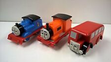 Thomas,Billy and Berty bus.my 1st first thomas,from thomas the tank.golden bear