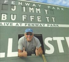 Live at Fenway Park (with bonus DVD) Buffett, Jimmy Audio CD