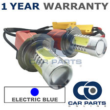 2X CANBUS BLUE H7 CREE LED DIP BEAM BULBS FOR FIAT 500 PUNTO BRAVO DUCATO STILO