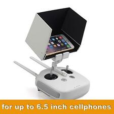 Smart phone Sun Hood Sunshade for DJI Phantom 3 4 Inspire 1 FPV Samsung iPhone 6