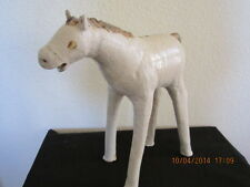 Large Dakota Pottery Stoneware Horse Pony Equestrian Figurine Sculpture Bank