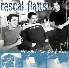 Rascal Flatts: Praying for Daylight / Long Slow Beautiful Dance Single Audio CD
