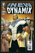 THE NEW DYNAMIX US WILDSTORM COMIC VOL.1 # 1of5/'08