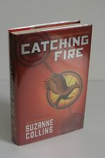 Catching Fire by Suzanne Collins True 1st/1st 2009 Scholastic Press Hardcover