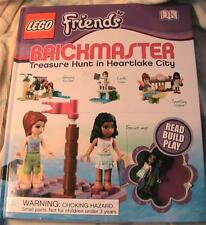 Lego Freinds Brickmaster Treasure Hunt in Heartlake City