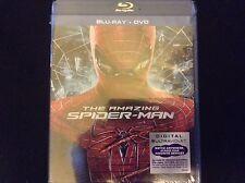 The Amazing Spider-Man (Blu-ray/DVD, 2012, 3-Disc Set, Includes Digital Copy; Ul