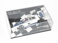 1/43 Parmalat Brabham Ford BT49C  1981 Season  H.Rebaque