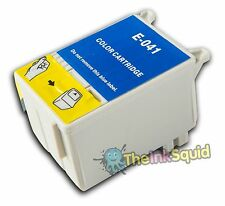 1 Colour T041 Compatible Non-OEM TO41 Ink Cartridge For Epson Stylus C62 CX3200