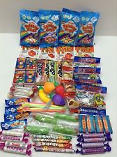 64 Party Fillers Sweets, Retro/Party Bag Sweets, Halloween, Trick or Treat