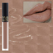 MUA LUXE - VELVET LIP LACQUER - TRANQUILITY - PALE BROWN NUDE - LIQUID LIPSTICK