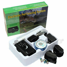 Pet Dog In-ground Electric Electronic Pet Fencing System for 1 dog
