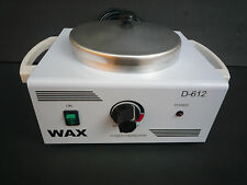 NEW WAX D-612 WAXING WARMER HEATER CANDLE PARAFFIN SALON SKIN CARE MACHINE