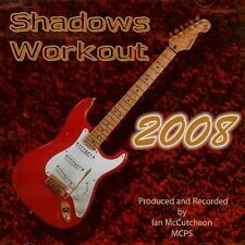 SHADOWS WORKOUT 2008   (13 +)   BACKING TRACK CD BY Ian McCutcheon