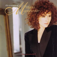 Melissa Manchester: The Essence Of Melissa Manchester [1997] | CD