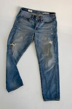 Gap 1969 Sexy Boyfriend women's jeans 28/6r 100% cotton
