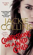 Confessions of a Wild Child by Jackie Collins (2014, Paperback)