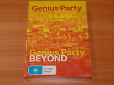 Genius Party Beyond - (2 DVD) R4 Anime Boxset BRAND NEW SEALED