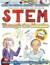 STEM Through the Months: Stem Through the Months : For Budding Scientists,...