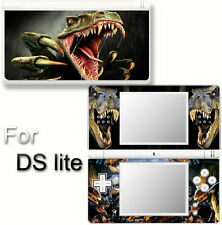 Dinosaur Cool SKIN DECAL VINYL STICKER COVER for Nintendo DS Lite