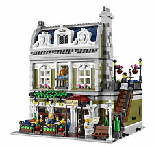 LEGO Parisian Restaurant (Hard To Find) Item:10243 - Brand New. Sealed in Box