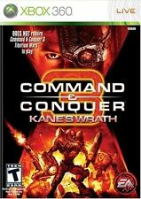 Command & Conquer 3: Kane''s Wrath Xbox 360 New Xbox 360