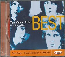 Ten Years After Love Like A Man (Best) Zounds CD