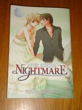 AFTER SCHOOL NIGHTMARE VOL 6 GO COMI MANGA SETON MIZUSHIRO GRAPHIC NOVEL