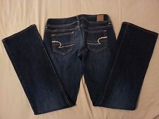 Womens America Eagle Outfitters Jeans 2 Boot Denim