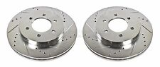 Power Stop AR8596XPR Front Disc Brake Rotor