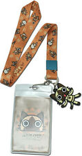 **License** Airou From the Monster Hunter Airou Badge ID Holder Lanyard #37684